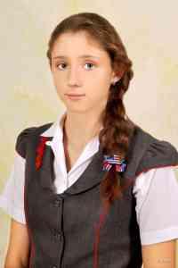 Самодурова Серафима, МАОУ гимназия №12 им. Г.Р. Державина
